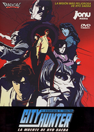 City Hunter: La Muerte de Ryo Saeba City_Hunter_-_Pelicula6_portada_15085