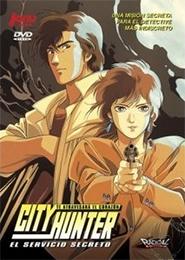 City Hunter: El Servicio Secreto City_Hunter_Secret_Service-portada_15061