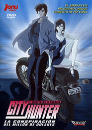City Hunter: La Conspiración del Millón de Dólares City_Hunter_la_conspiracion_del_millon_de_dolares_portada_15034