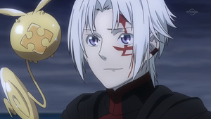 Ñyuum: D.Gray-man Hallow