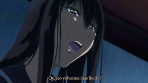 AniMugen Fansub, Wish no Friki Blog: Shion no Ou