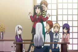 Anime Underground: Carnival Phantasm EX Season