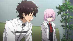 Anime Underground, Yoru no Kousen: Fate/Grand Order: First Order