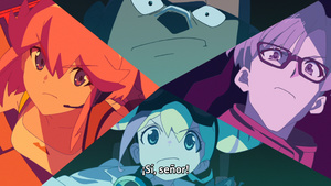 Anarchy Subs: Promare