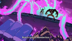 Anarchy Subs: Promare: Lio-hen