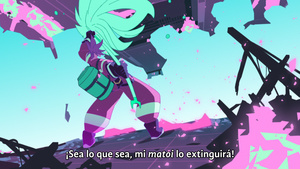 Anarchy Subs: Promare: Galo-hen