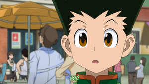 Backbeard: Hunter x Hunter: The Last Mission