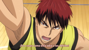 Backbeard: Kuroko no Basket