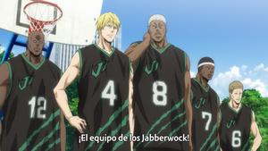 Backbeard: Kuroko no Basket Movie 4: Last Game
