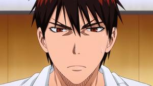 Backbeard: Kuroko no Basket OVA: Baka ja Katenai no yo!