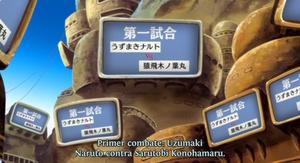 Backbeard: Naruto: Honoo no Chuunin Shiken! Naruto vs. Konohamaru!!