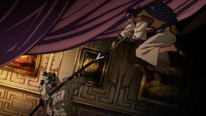 Backbeard: Rurouni Kenshin: Meiji Kenkaku Romantan - Shin Kyoto-hen