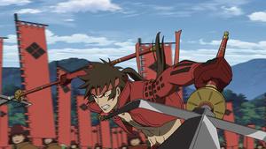 Backbeard: Sengoku Basara Movie: The Last Party
