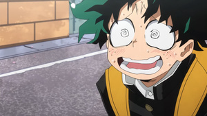 Backbeard, RedLineSP: Boku no Hero Academia