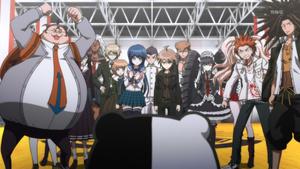 Baka to Moe to Fansub: Danganronpa: Kibou no Gakuen to Zetsubou no Koukousei - The Animation
