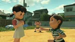 Ruquisho: Stand By Me Doraemon