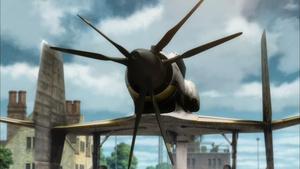 DeumxMa: The Sky Crawlers