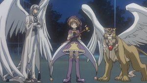 Fansubber: Sakura, cazadora de cartas: La carta sellada