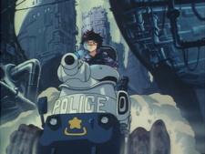 Fansubber: New Dominion Tank Police