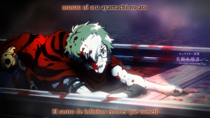 Anacrónico Fansub, Fictional Movement: Koutetsujou no Kabaneri