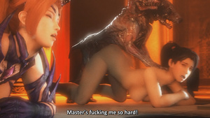 : Beastly Bacchanalia: A Kunoichi Adventure