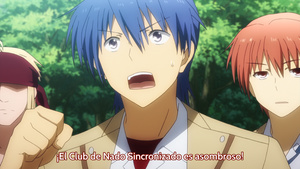 Gakuensai Fansub: Angel Beats!: Hell's Kitchen