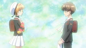 Gakuensai Fansub: Cardcaptor Sakura: Clear Card-hen - Prologue Sakura to Futatsu no Kuma