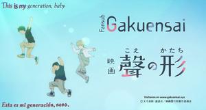 Gakuensai Fansub: A Silent Voice