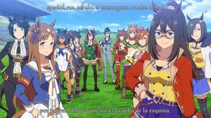 Hakoniwa: Uma Musume: Pretty Derby - BNW no Chikai