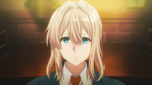 Happiness Team: Violet Evergarden