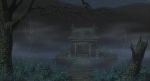Horadric: Inuyasha: El castillo de sueños en el interior del espejo
