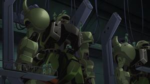 Horadric: Mobile Suit Gundam SEED Destiny