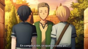 Hoshizora: Sword Art Online: Alicization