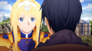 Hoshizora: Sword Art Online: Alicization - War of Underworld