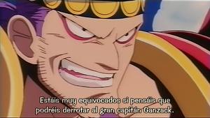 KuroSen! Fansub: One Piece: Defeat the Pirate Ganzack!