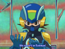 Megaman&Rockman Fansub: Rockman.EXE Axess