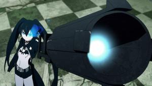 Mabushii Fansub: Black★Rock Shooter (OVA)