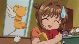 Hoshizora, Mabushii Fansub: Sakura, cazadora de cartas: La carta sellada