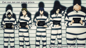 PuyaSubs!: Prison School