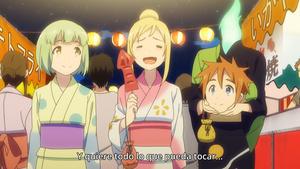 PuyaSubs!!: Demi-chan wa Kataritai