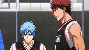 PuyaSubs!: Kuroko no Basket Movie 3: Winter Cup Soushuuhen - Tobira no Mukou