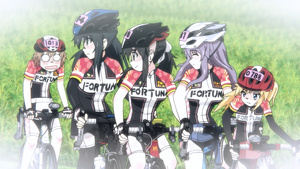 PuyaSubs!!: Long Riders!