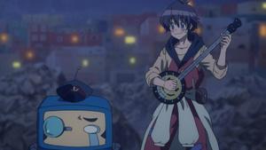 PuyaSubs!: Musekinin Galaxy☆Tylor