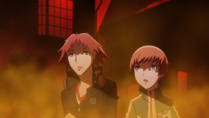 PuyaSubs!!: Persona 4 The Golden Animation