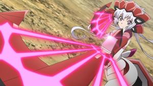 PuyaSubs!: Senki Zesshou Symphogear AXZ