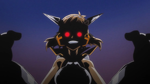 PuyaSubs!!: Senki Zesshou Symphogear: Meteoroid-Falling, Burning, and Disappear, Then...