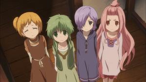PuyaSubs!!: Shuumatsu Nani Shitemasu ka? Isogashii desu ka? Sukutte Moratte Ii desu ka?