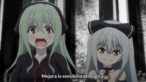 PuyaSubs!: Trinity Seven Movie 2: Heavens Library to Crimson Lord