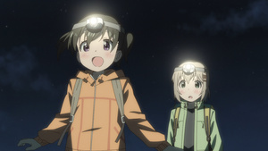 PuyaSubs!: Yama no Susume: Third Season