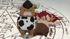 Backbeard, RedLineSP: Yondemasu yo, Azazel-san. Z